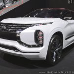 Mitsubishi Ground Tourer PHEV Concept at Thai Motor Expo 2017 front angle