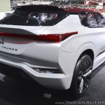 Mitsubishi Ground Tourer PHEV Concept at Thai Motor Expo 2017 front three quarters rear three quarters
