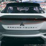 Mitsubishi Ground Tourer PHEV Concept at Thai Motor Expo 2017 front three quarters rear view