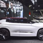 Mitsubishi Ground Tourer PHEV Concept at Thai Motor Expo 2017 front three quarters side view