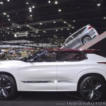 Mitsubishi Ground Tourer PHEV Concept at Thai Motor Expo 2017 front three quarters side