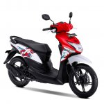 New Honda Beat POP ESP Groovy Red White