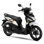 New Honda Beat POP ESP Harmony Black White