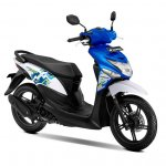 New Honda Beat POP ESP Symphony Blue White