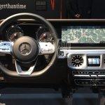 Next-gen Mercedes-Benz-G-Class dashboard leaked