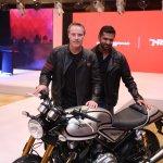 Norton Motorcycles Motoroyale Joint Venture