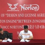 Norton Zongshen agreement