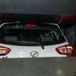 Perodua Myvi 2017 rear section