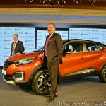 Renault Captur launched in India