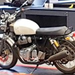 Royal Enfield 650 Modern classic spied