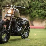 Royal Enfield Classic 500 Matilda by Rajputana Customs front