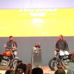 Royal Enfield Continental GT 650 Twin and Royal Enfield Interceptor 650 Twin revealed