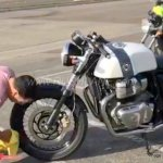 Royal Enfield Continental GT 650 spotted in US