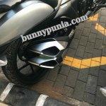 Suzuki Intruder 150 In Images exhaust