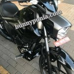 Suzuki Intruder 150 In Images front right quarter