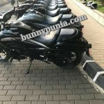Suzuki Intruder 150 In Images left side