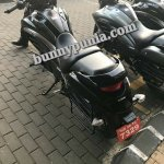 Suzuki Intruder 150 In Images rear left quarter