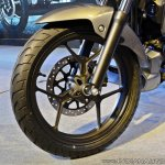 Suzuki Intruder 150 alloy
