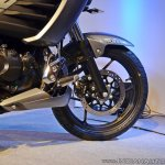 Suzuki Intruder 150 disc brake
