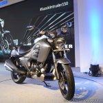 Suzuki Intruder 150 front angle view (2)