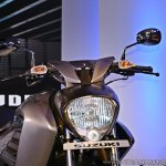 Suzuki Intruder 150 headlamp