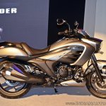 Suzuki Intruder 150 side view
