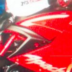 TVS Apache RR 310 S brochure scan red fairing