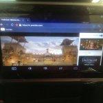 Tata Hexa Downtown special edition rear seat entertainment