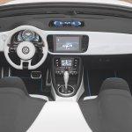 Volkswagen Studie E-Bugster interior live image