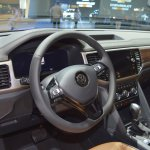 VW Teramont dashboard at 2017 Dubai Motor Show.JPG