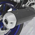 Yamaha R15 v3.0 canister