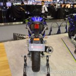 Yamaha R15 v3.0 rear at 2017 Thai Motor Expo