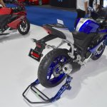 Yamaha R15 v3.0 rear three quarters