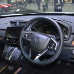 2017 Honda CR-V diesel dashboard 2017 Thai Motor Expo