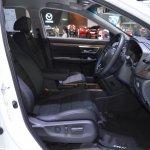 2017 Honda CR-V diesel front seats 2017 Thai Motor Expo