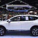 2017 Honda CR-V diesel left side 2017 Thai Motor Expo