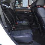 2017 Honda CR-V diesel rear seats 2017 Thai Motor Expo