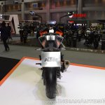 2017 KTM 390 Duke rear at 2017 Thai Motor Expo