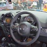 2017 MINI Countryman dashboard at 2017 Thai Motor Expo