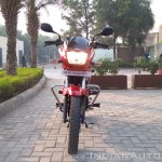 2018 Hero Super Splendor first ride review front