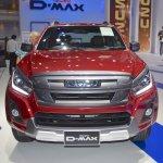 2018 Isuzu D-Max V-Cross front at 2017 Thai Motor Expo