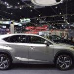 2018 Lexus NX 300h Premium profile at 2017 Thai Motor Expo