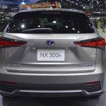 2018 Lexus NX 300h Premium rear at 2017 Thai Motor Expo