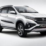 2018 Toyota Rush front three quarters