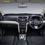 2018 Toyota Rush interior dashboard
