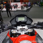 BMW G 310 GS cockpit at 2017 Thai Motor Expo