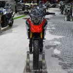 BMW G 310 GS front at 2017 Thai Motor Expo