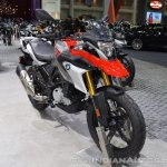 BMW G 310 GS front right quarter at 2017 Thai Motor Expo