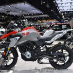 BMW G 310 GS left side at 2017 Thai Motor Expo