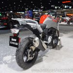BMW G 310 GS rear right quarter at 2017 Thai Motor Expo